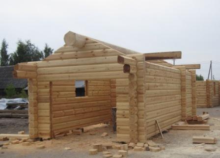 Case di tronchi for Case di tronchi ranch